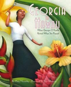 Georgia in Hawaii - Amy Novesky - cover