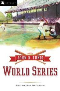 World Series - John,R. Tunis - cover