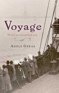 Voyage - Adele Geras - cover