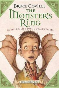 The Monster's Ring - Bruce Coville - cover