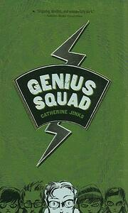 Genius Squad - Catherine Jinks - cover