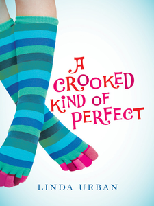 Ebook in inglese A Crooked Kind of Perfect Urban, Linda