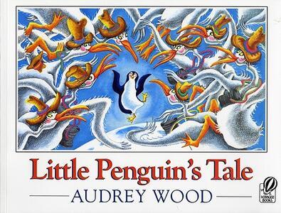 Little Penguin's Tale - Audrey Wood - cover