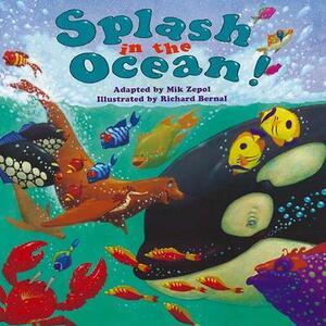 Splash in the Ocean! - cover