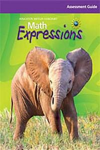 Math Expressions North Carolina: Assessment Guide & End of Grade Test Assessment Bundle - cover