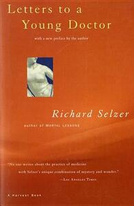 Letters to a Young Doctor - Richard Selzer - cover