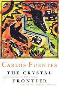Crystal Frontier: A Novel - Carlos Fuentes - cover