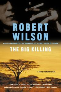 The Big Killing - Robert Wilson - cover