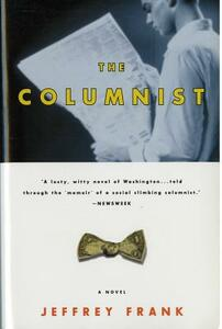 The Columnist - Jeffrey Frank - cover