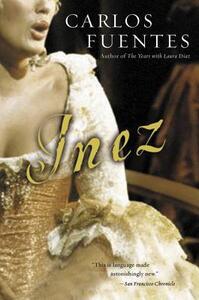 Inez - Carlos Fuentes - cover