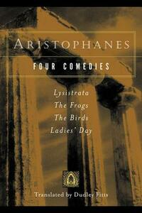 Aristophanes: Four Comedies - Aristophanes - cover