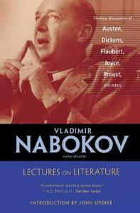 Lectures on Literature - Fredson Bowers,Vladimir Nabokov - cover
