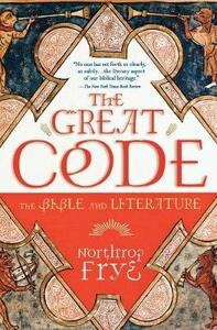 Great Code - Northrop Frye - cover