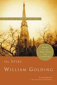 Spire - William Golding - cover
