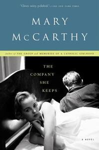 The Company She Keeps - Mary McCarthy - cover