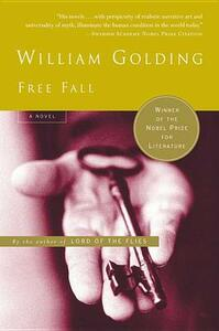 Free Fall - William Golding - cover