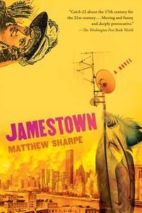 Jamestown - Matthew Sharpe - cover