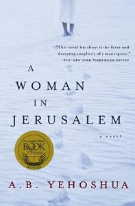 A Woman in Jerusalem - A B Yehoshua - cover