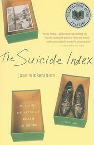 Suicide Index - Joan Wickersham - cover