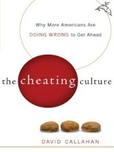 Ebook in inglese Cheating Culture Callahan, David