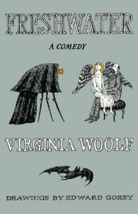 Freshwater: a Comedy - Virginia Woolf - cover