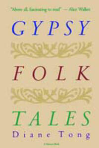 Gypsy Folktales - Diane Tong - cover