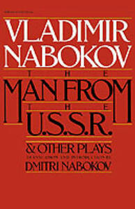 """""""The Man from the USSR"""" and Other Plays - Vladimir Nabokov - cover"""