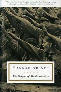 The Origins of Totalitarianism - Hannah Arendt - cover