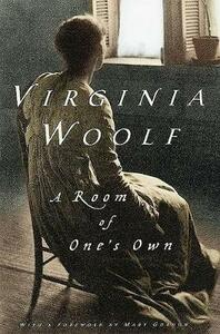 A Room of One's Own - Virginia Woolf - cover