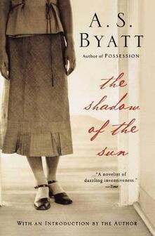 The Shadow of the Sun - A S Byatt - cover