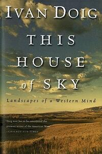 This House of Sky - Ivan Doig - cover