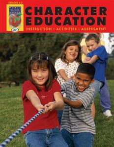 Character Education Grades 4-6 - Didax - cover