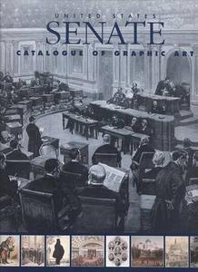 United States Senate Catalogue of Graphic Art - cover
