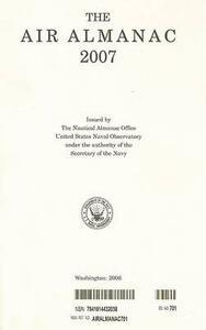 The Air Almanac - cover