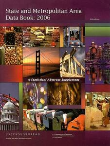 State and Metropolitan Area Data Book: A Statistical Abstract Supplement - cover