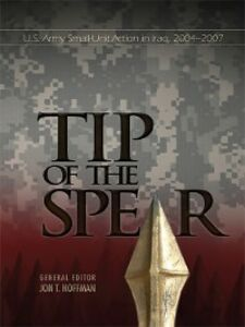 Ebook in inglese Tip of the Spear Hoffman, Jon T.
