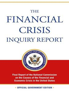 Ebook in inglese Financial Crisis Inquiry Report