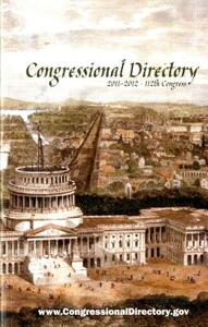 2011-2012 Official Congressional Directory, 112th Congress, Convened January 5, 2011 - cover