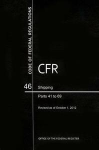 Shipping, Parts 41-69 - cover