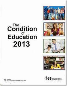 The Condition of Education 2013 - Susan Aud - cover
