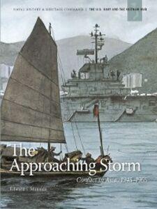 Ebook in inglese The Approaching Storm Marolda, Edward J.