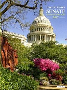 Senate Telephone Directory: 2017 - Senate - cover