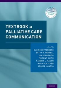 Ebook in inglese Textbook of Palliative Care Communicaiton -, -