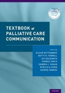Foto Cover di Textbook of Palliative Care Communicaiton, Ebook inglese di  edito da Oxford University Press