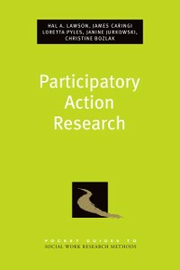 Ebook in inglese Participatory Action Research Bozlak, Christine , Caringi, James , Lawson, Hal A. , Pyles, Loretta