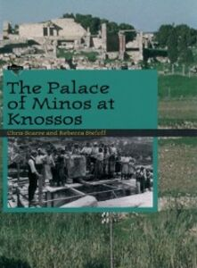 Ebook in inglese Palace of Minos at Knossos Scarre, Chris , Stefoff, Rebecca