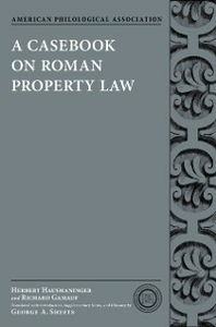 Ebook in inglese Casebook on Roman Property Law Gamauf, Richard , Hausmaninger, Herbert