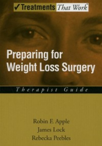 Ebook in inglese Preparing for Weight Loss Surgery: Therapist Guide Apple, Robin F. , Lock, James , Peebles, Rebecka
