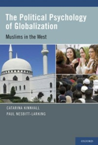 Ebook in inglese Political Psychology of Globalization: Muslims in the West Kinnvall, Catarina , Nesbitt-Larking, Paul