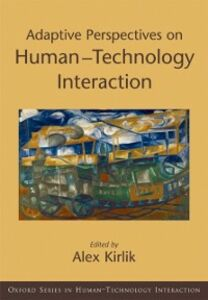 Ebook in inglese Adaptive Perspectives on Human-Technology Interaction: Methods and Models for Cognitive Engineering and Human-Computer Interaction -, -